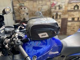 Дополнительная сумка на Yamaha FZ6 S2
