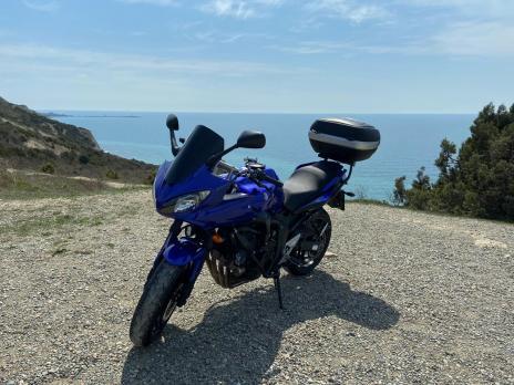 Аренда Yamaha FZ6SA S2